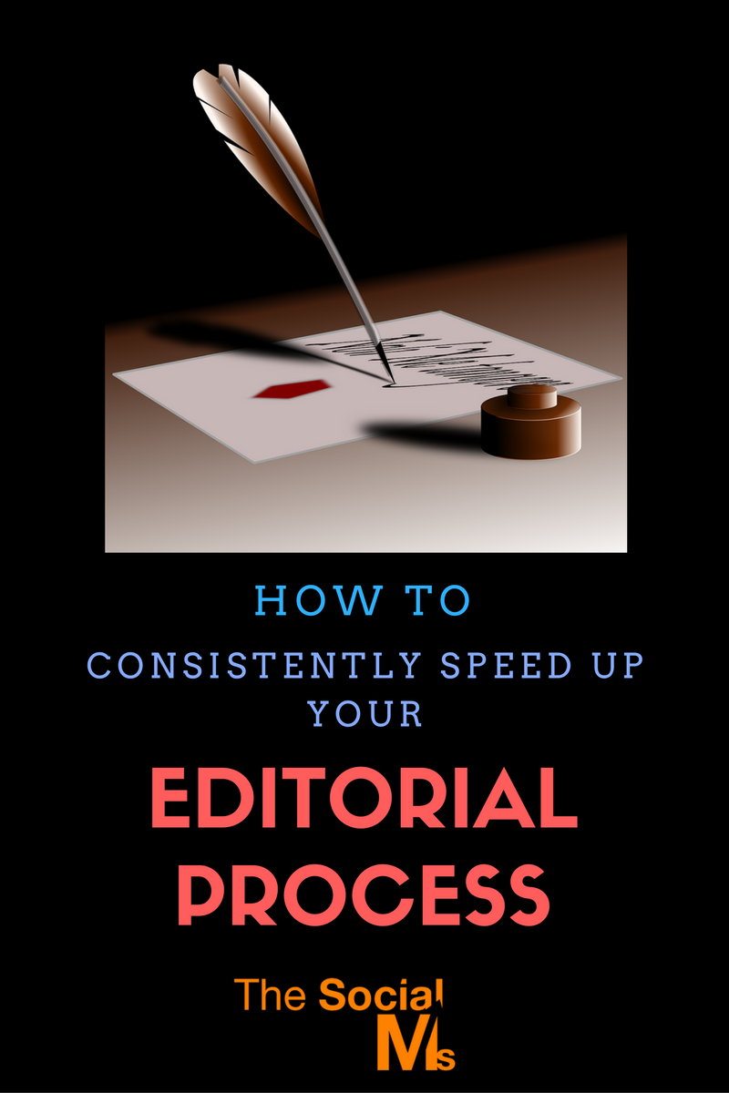 With the rise of demand for quality content, the editorial process turned into a time-consuming task. Here is how to speed up your daily editorial process.
