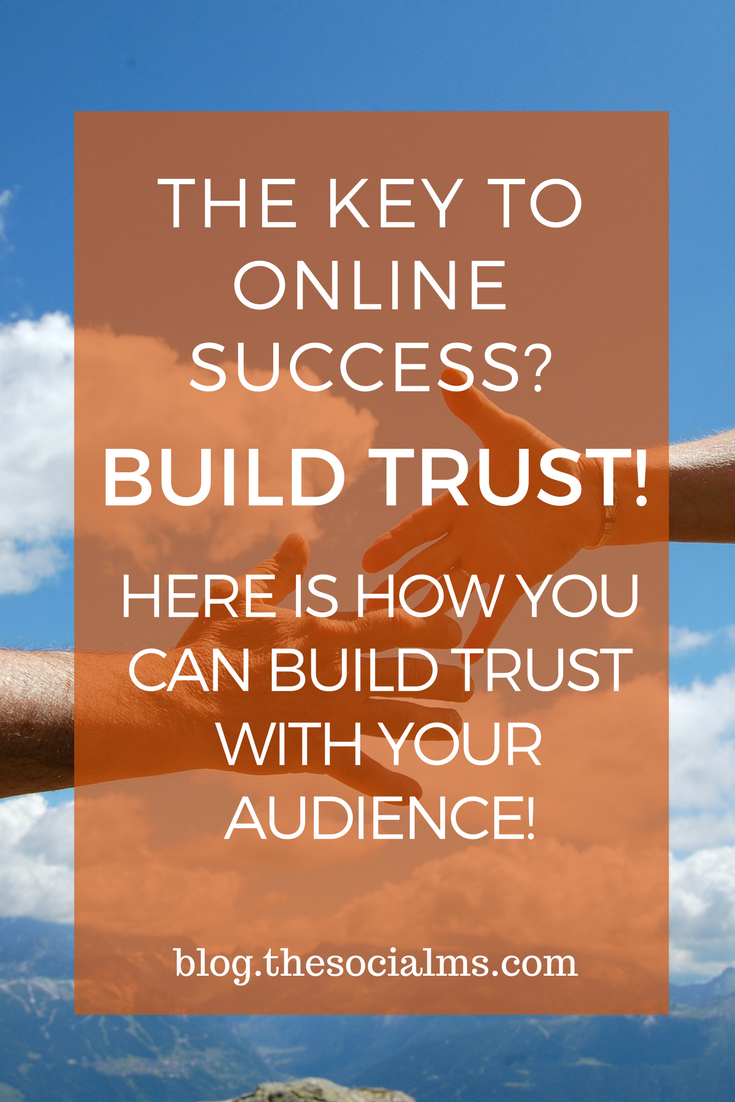 Email marketing is by far the most effective tool available to all marketers. Here is how to counter the mistrust of web audiences and sell more via email. build trust, trust building, online success