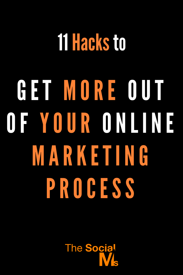 no single trick will catapult you from obscurity to the limelight. What you need is a bag of online marketing tricks. Here are some great places to start for any online marketing campaign. #onlinemarketing #marketinghacks #marketingstrategy #digitalmarketing #onlinebusiness