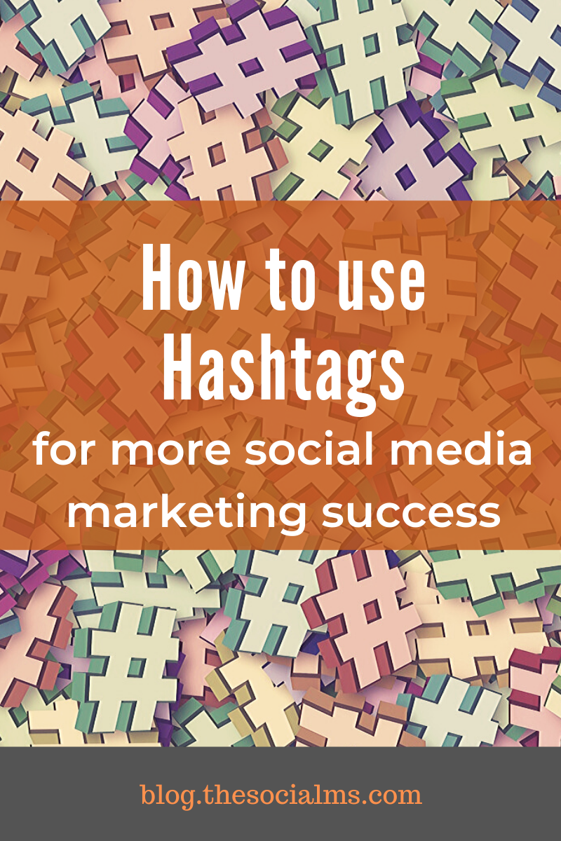 While some networks love hashtags others never really got friendly with them. In some networks, you cannot have too many hashtags in others more than two will lead to smaller success. Here is how to use hashtags for more social media marketing success #hashtags #socialmedia #socialmediamarketing #socialmediatips #socialmediastrategy #smallbusinessmarketing #digitalmarketing