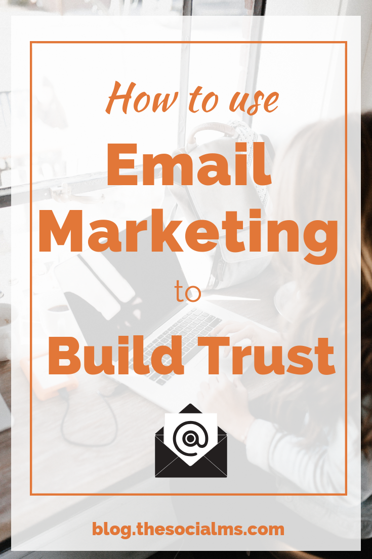 Email marketing is by far the most effective tool available to all marketers. Here is how to counter the mistrust of web audiences and sell more via email. Your email newsletter is a great place to show expertise, knowledge and personality - and build trust. #emailmarketing #emailnewsletter #salesfunnel #onlinebusiness