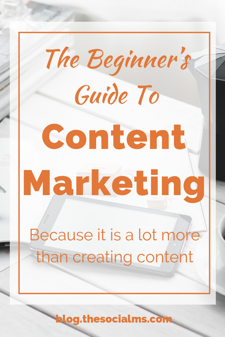 Here is what beginners need to know to build a successful content marketing strategy: Your step-by-step guide to content marketing. #contentmarketing #contentmarketingstrategy #contentdistribution #contentcreation