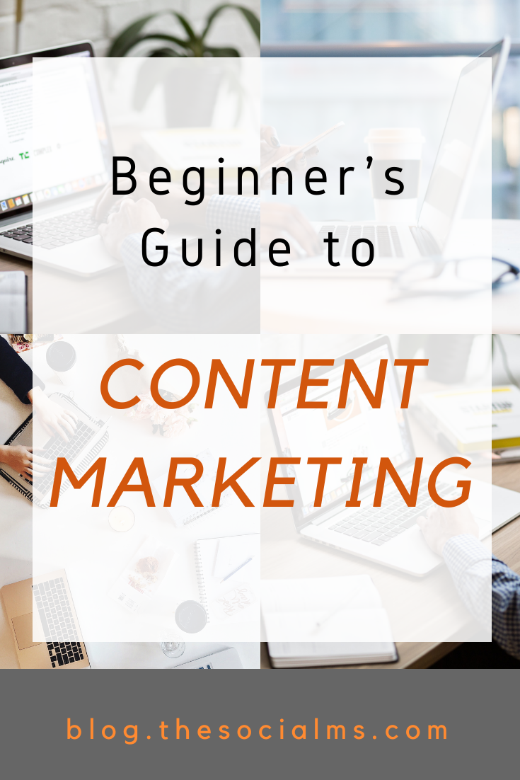 here are the basics that you should know before you start with your own content marketing – and the steps you have to take to make a success out of your content marketing efforts. #contentmarketing #digitalmarketing #onlinebusiness #onlinemarketing #marketingstrategy