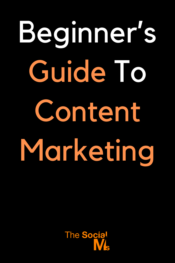 here are the basics that you should know before you start with your own content marketing – and the steps you have to take to make a success out of your content marketing efforts. #contentmarketing #digitalmarketing #smallbusinessmarketing #startupmarketing