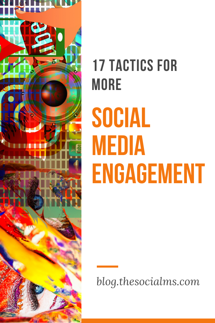 You are probably aware of the importance of social media engagement for marketing success. Here are some tips, tricks, and tactics to get more social media engagement from your audience. #socialmedia #socialmediatips #socialmediamarketing #socialmediaengagement #marketingstrategy #onlinemarketing