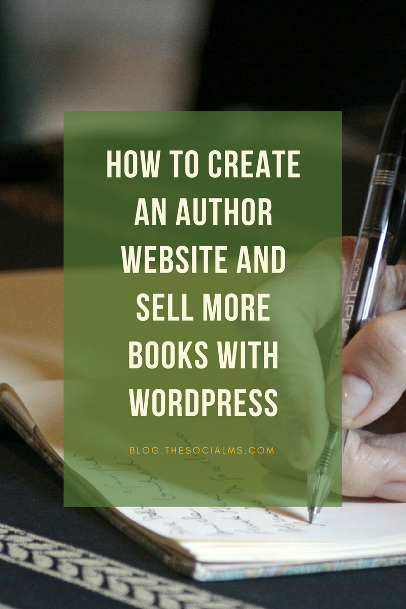 Self-publishing books is getting more and more popular. Here is how to us a WordPress author website to showcase your books and attract more readers.