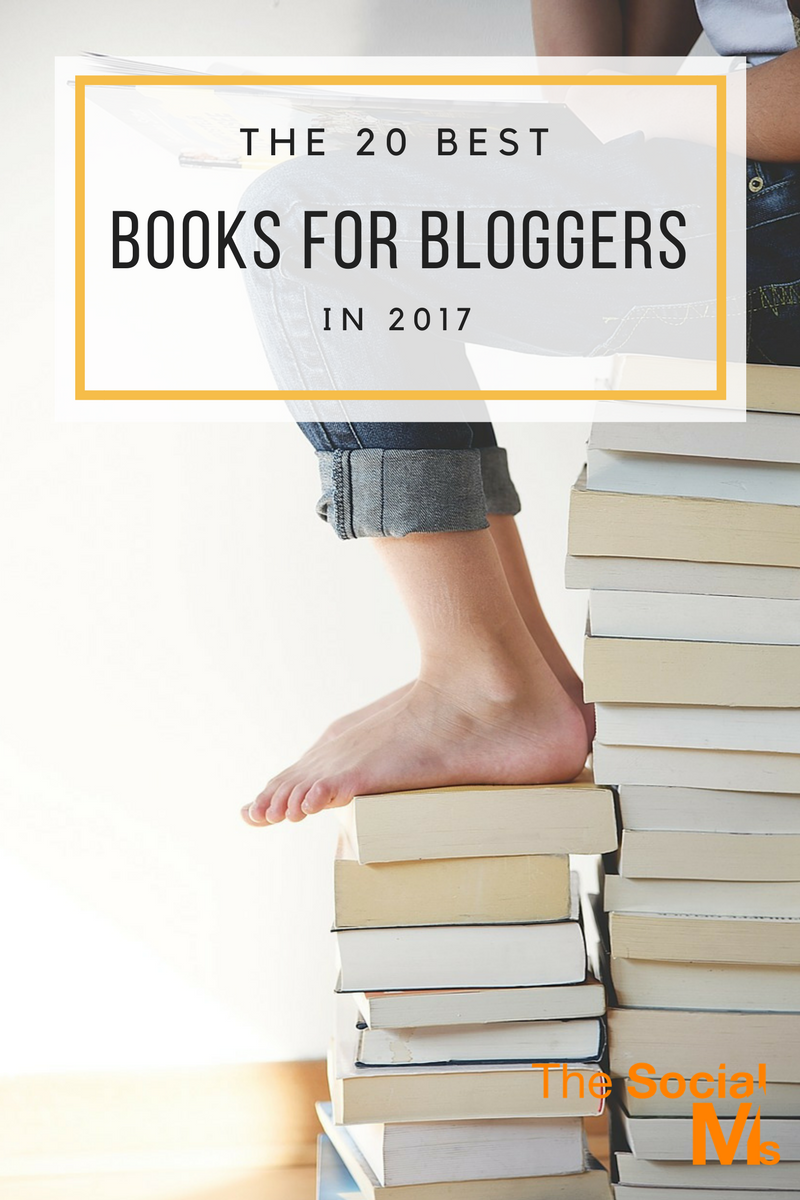 The best books for bloggers that we found helpful and entertaining. These are the best books to get you started with blogging and on the track to success.