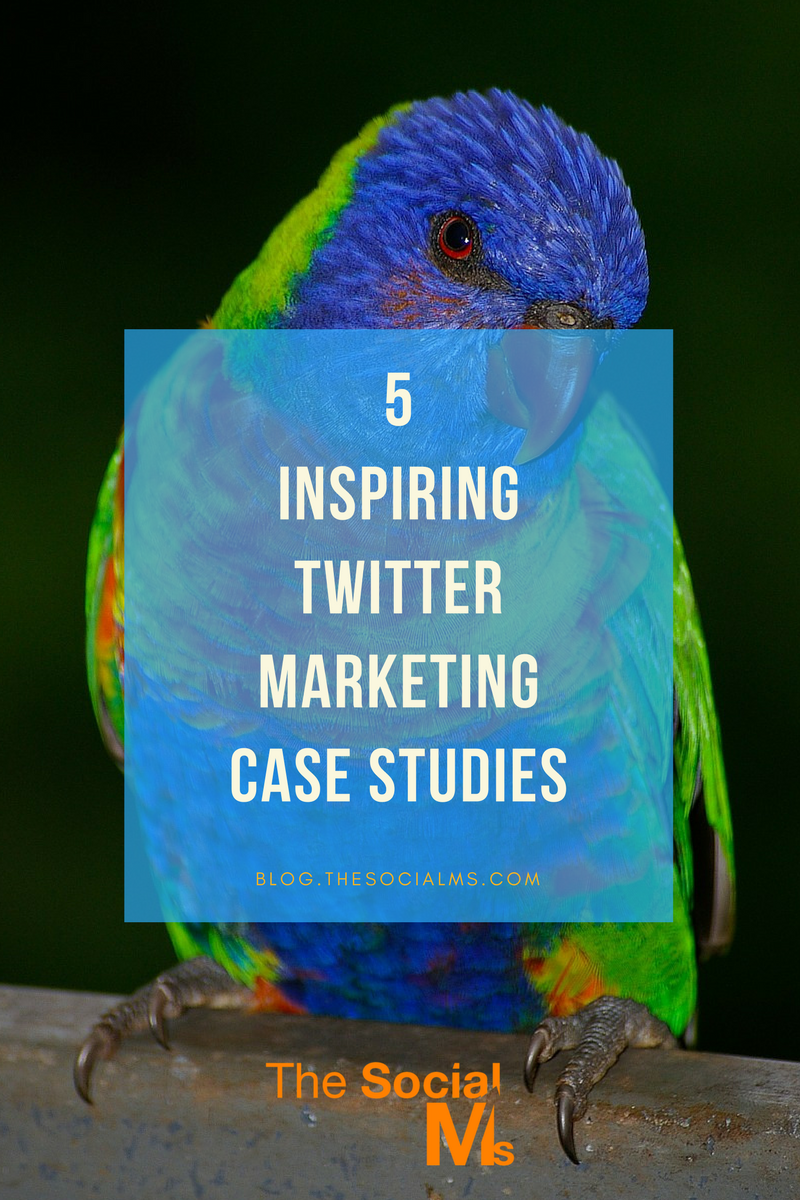 Are you looking for a Twitter marketing case study? Here are 5 Twitter marketing case studies for you to learn from and get inspiration.
