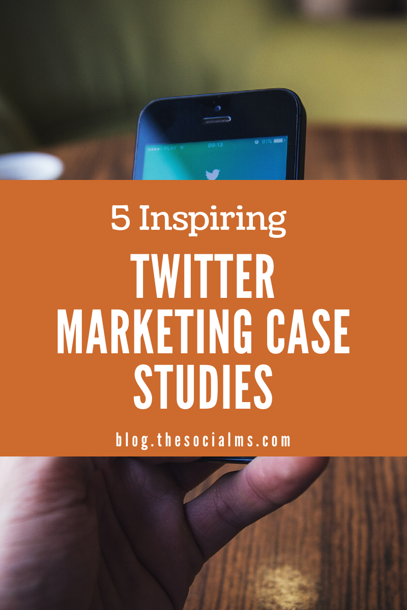 Twitter can easily be the most effective marketing channel when you are starting out. Here are 5 examples that show you how to find success with your twitter marketing efforts #twitter #twittermarketing #twitterexamples #socialmedia #socialmediamarketing