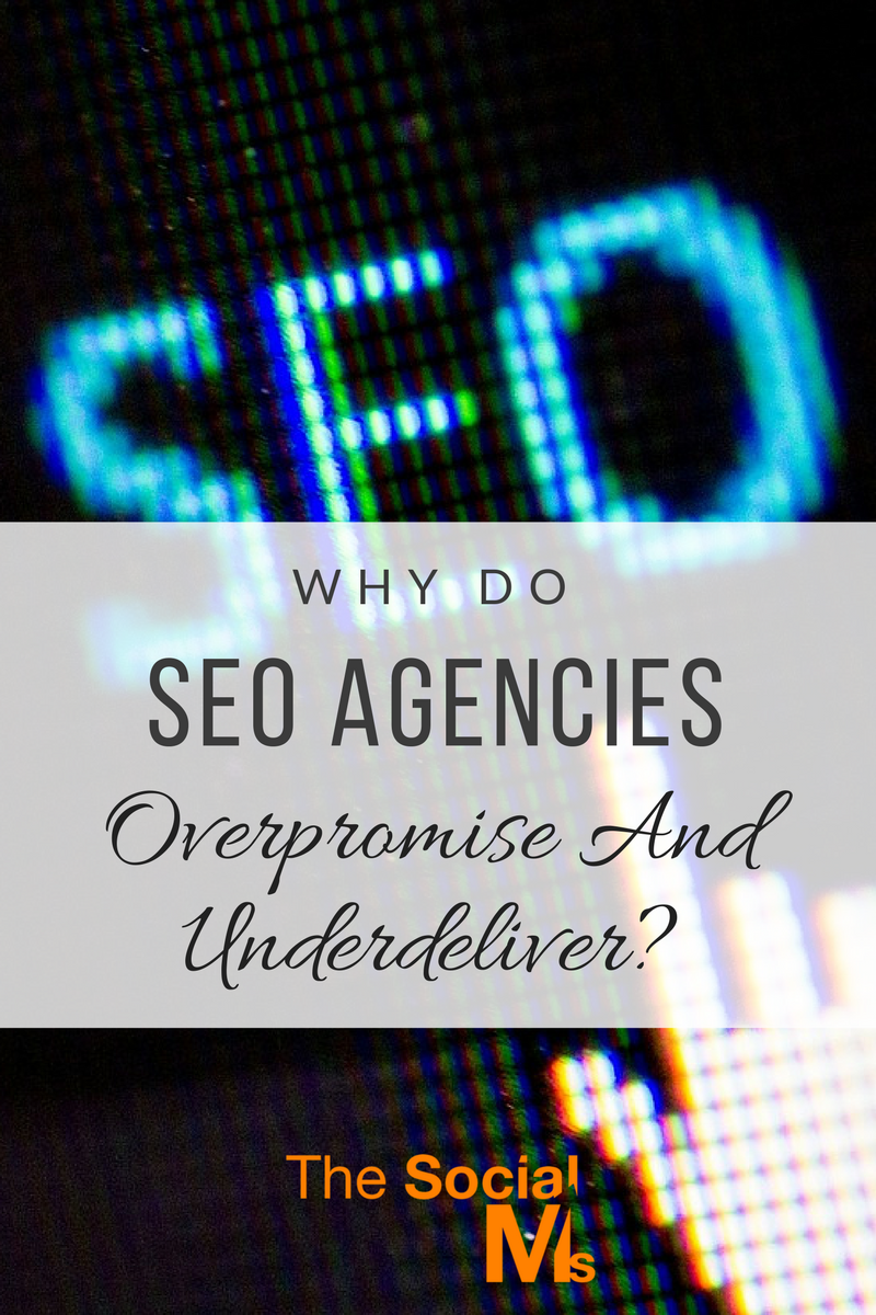 Choosing the right SEO agency can be difficult. Many SEO agencies promise the world and deliver nothing. Here is what to look for in a good SEO agency!