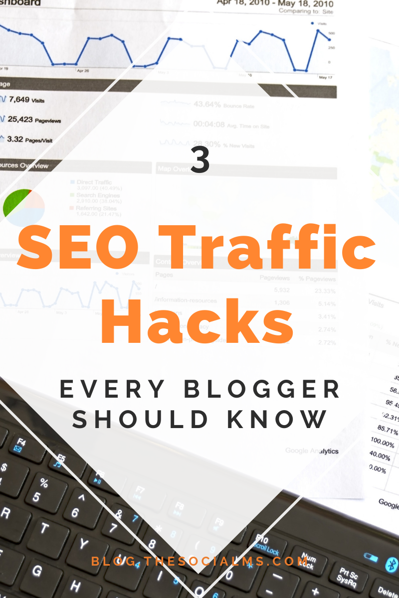 This post is about SEO traffic hacks that have the power to improve your search engine rankings while not asking you to go to extremes with the hours you put into them. #seo #blogtraffic #trafficgeneration #searchengineoptimization #googletraffic #searchtraffic