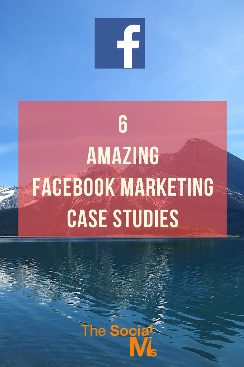 case studies social media marketing