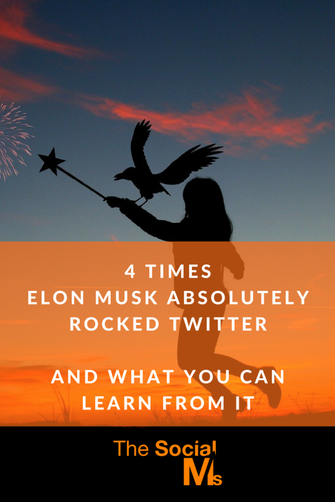 Elon Musk rocks Twitter. He clearly does something right on Twitter. Here is what you can learn from this Twitter case study