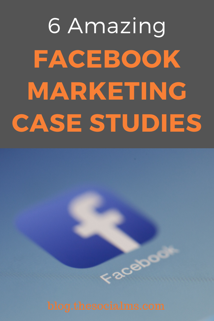 to get your share of Facebook's marketing and branding superpowers you have to understand how the social network Facebook works. Here are 6 brands and their case studies to show you how you can use Facebook for your business. #facebook #facebooktips #socialmediamarketing #socialmediatips #facebookexamples #facebookmarketing