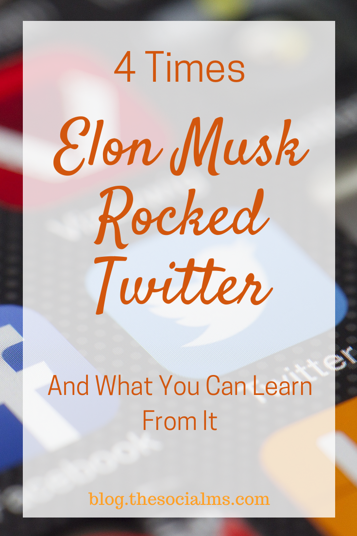 Let us take a closer look at what Elon Musk does right on Twitter - and see what you can learn from this Twitter case study #twitter #twittertips #twittermarketing #socialmedia #socialmediatips