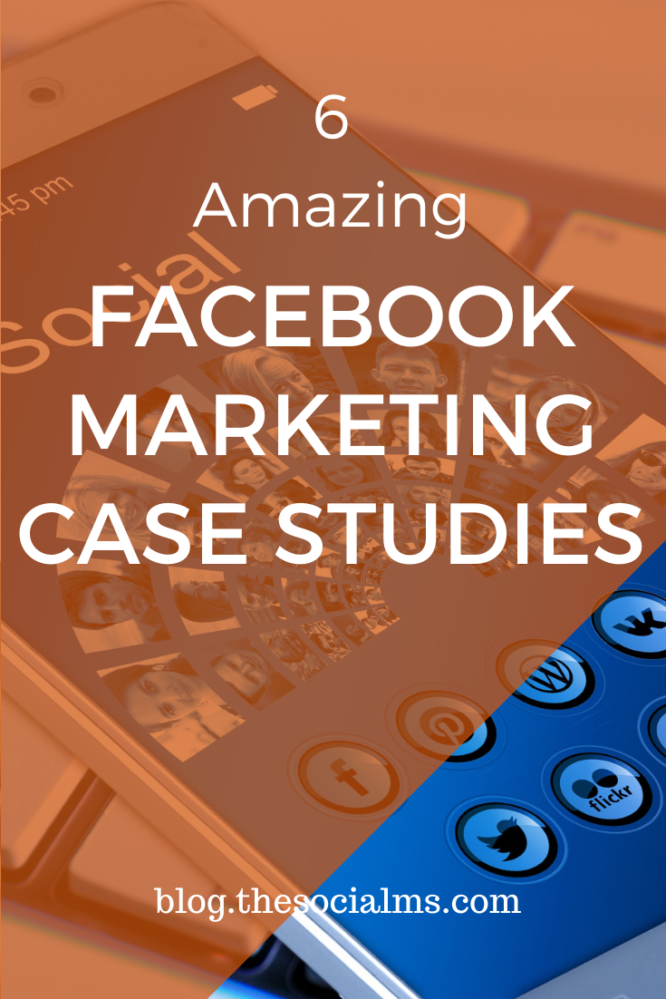to get your share of Facebook's marketing and branding superpowers you have to understand how the social network Facebook works. Here are 6 Facebook marketing case studies that you can learn from. #facebook #facebooktips #facebookexamples #facebookmarketing #socialmedia #socialmediatips #socialmediamarketing #socialmediaexamples