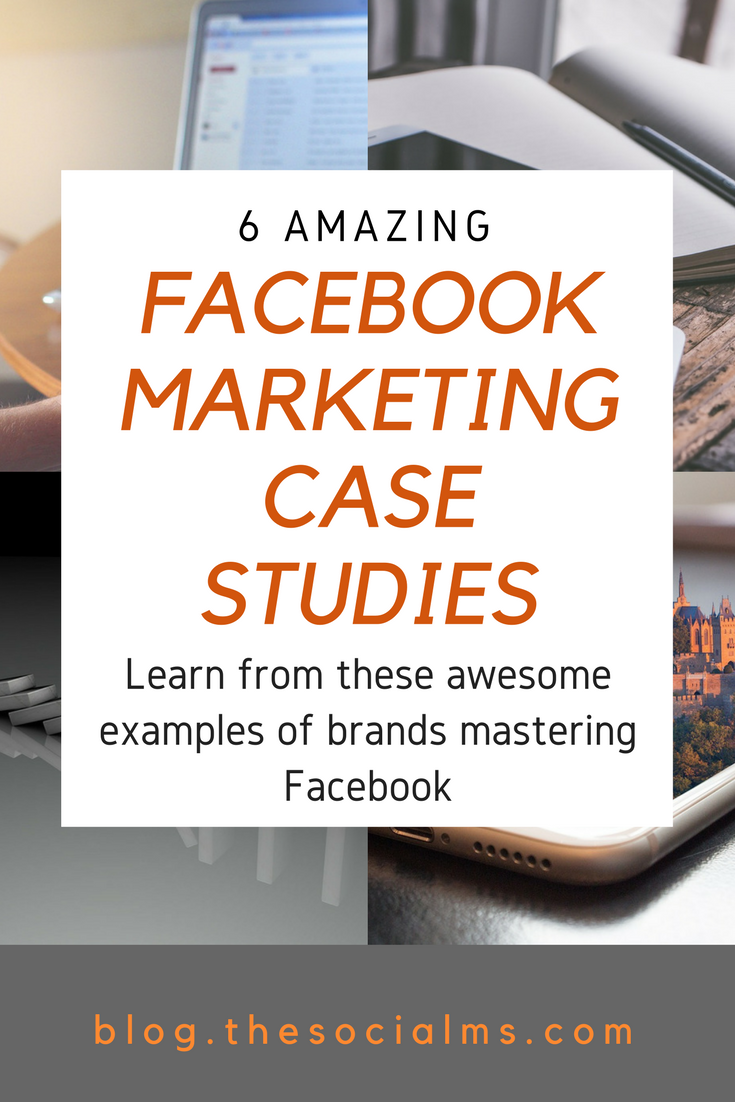 Facebook is not easy to master for social media marketing success. Here are 6 Facebook marketing case studies for you to learn from and get inspiration. successful marketing campaigns case studies, social media case studies, marketing at facebook, facebook marketing tips, facebook marketing examples, how to marketing a business on facebook, how to be successful with Facebook marketing