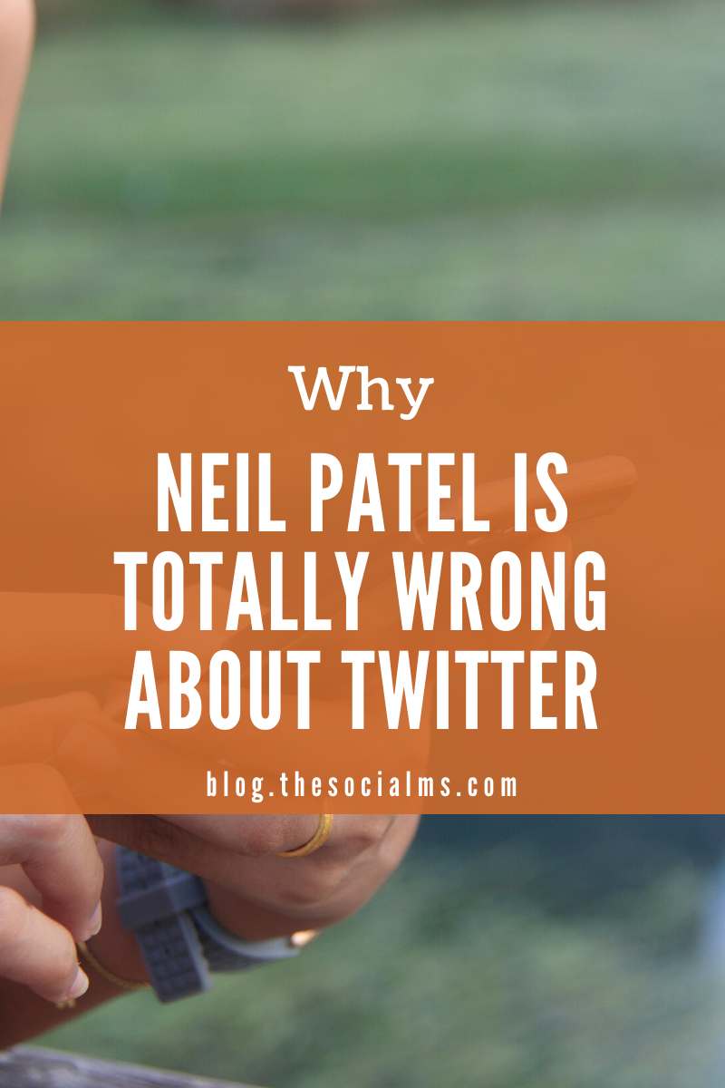 Even some famous marketers do not understand Twitter. Here is what marketers are getting wrong with their Twitter marketing #twitter #twittermarketing #twittertips #socialmedia #socialmediatips
