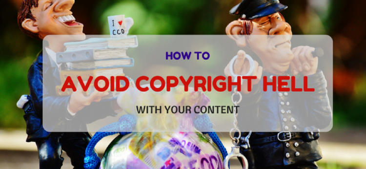 Avoid Copyright hell (1)