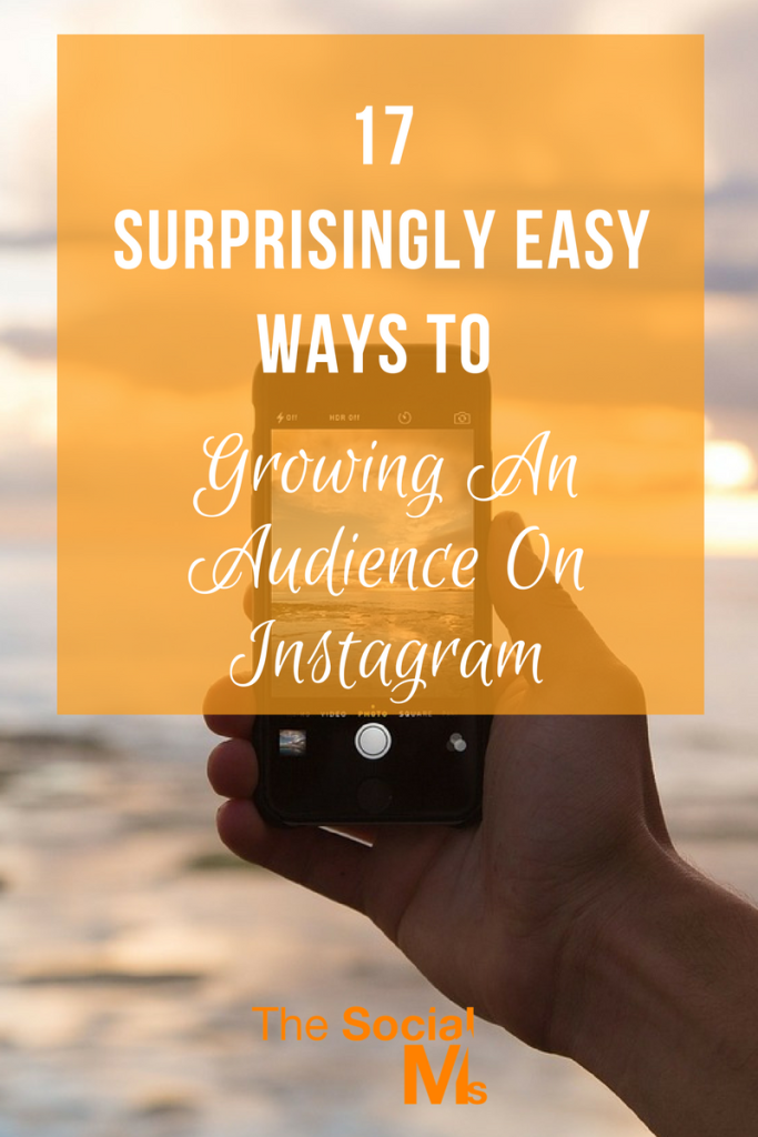 Growing an audience on Instagram is easy - if you know how to inspire likes and engagement. Here are 17 easy ways to get more engagement and followers.