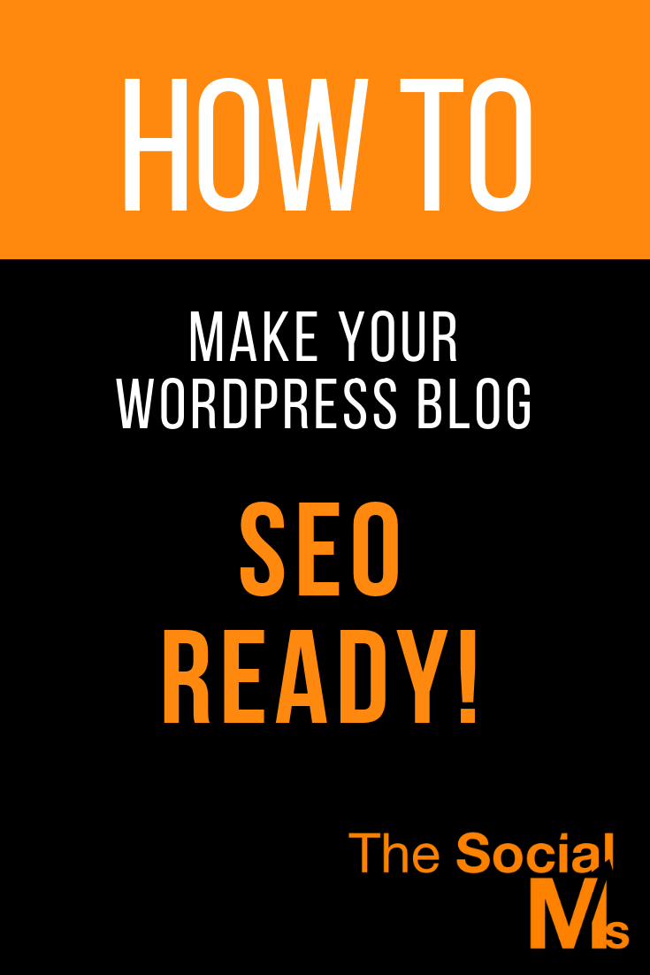 Is your blog really ready for SEO? Sure, you are running WordPress - did you install everything for SEO? Probably not! Here comes your in-depth guide! search engine optimization, blog seo, seo tips, blog traffic #seo #searchengineoptimization #blogtraffic #wordpress