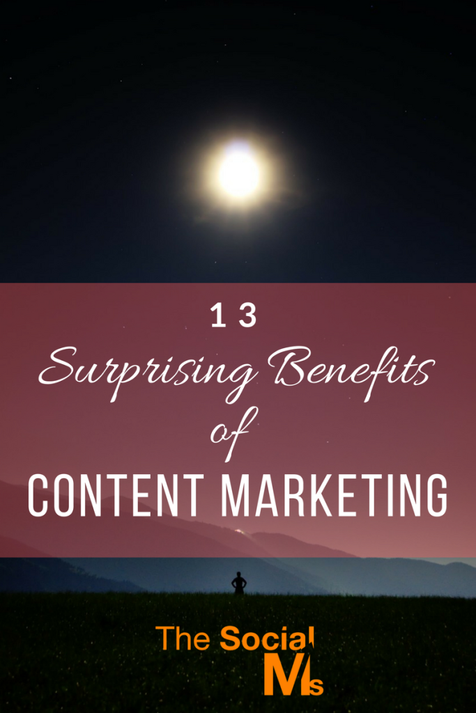 There is far more to content marketing than the impact of content on SEO. There are multiple benefits of content marketing you should know about.