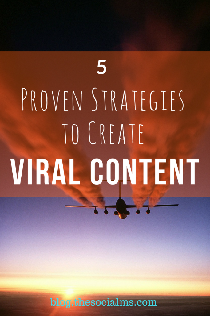 Viral Content sparks emotions, breakthroughs, ideas, and thoughts. Here are the ingredients your content needs to have a chance of turning viral.