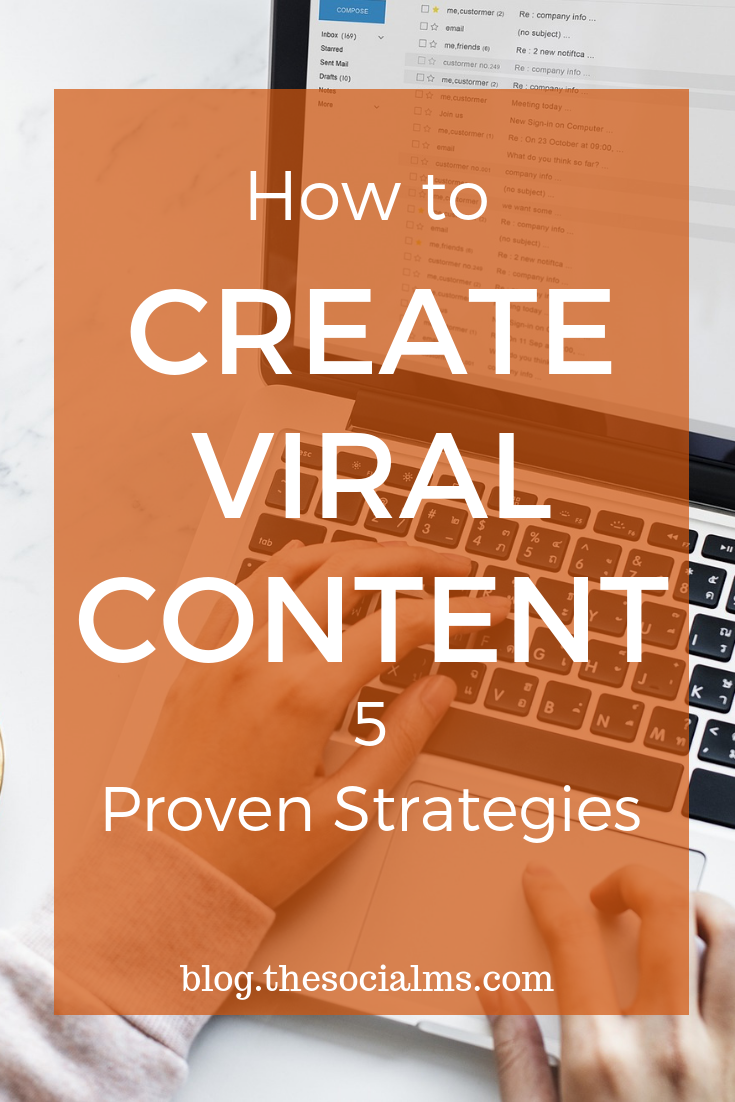 Viral Content sparks emotions, breakthroughs, ideas, and thoughts. Here are the ingredients your content needs to have a chance of turning viral. #viralcontent #trafficgeneration #blogtraffic #bloggingtips