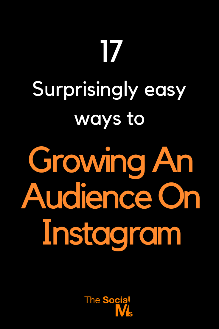 Instagram is a very open and engaged community. It is easy to talk to strangers, and it is easy to get strangers to follow you – and to engage with you over your shared photos. Here are 16 inspiring ways to grow your audience on Instagram #instagram #instagramtips #instagrammarketing #instagramstrategy #socialmedia #socialmediatips #socialmediamarketing