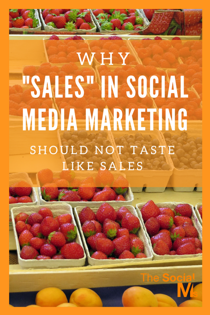 For social media marketing and sales success, you need to understand the sales process and how social media marketing fits in and benefits your sales.
