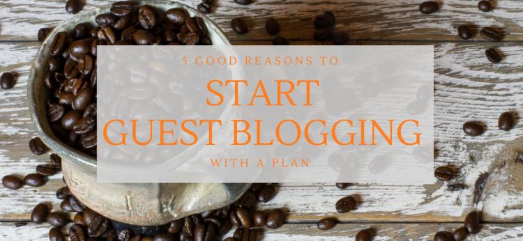 start guest blogging