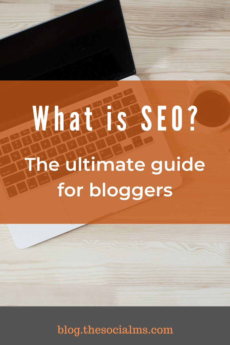 This post should serve as a guide for doing SEO for your own blog - it's a huge post, with a lot of information. You can implement your SEO tactics step-by-step. #seo #bloggingtips #bloggingforbeginners #startablog #blogtraffic