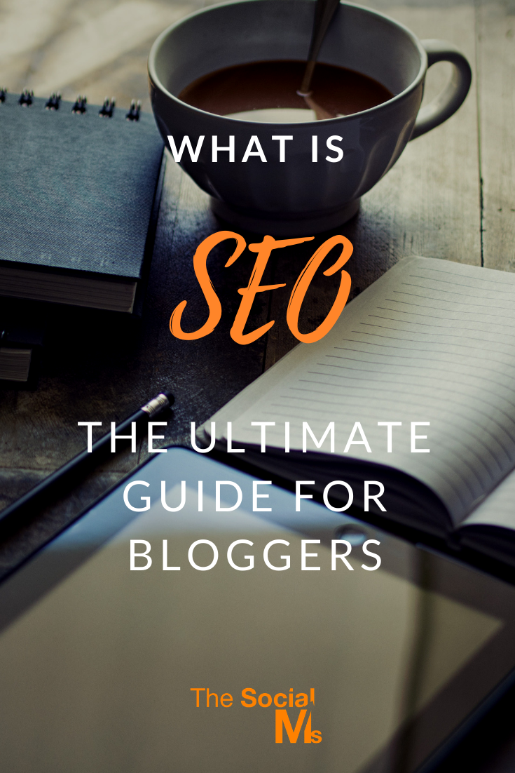 Especially for bloggers, SEO is a very important tool - but also one that needs to be treated with care. Here is what you need o know about SEO for bloggers. #bloggingtips #seo #bloggingforbeginners #blogtraffic #startablog