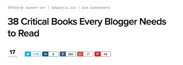 Guest Post Danny Iny Copyblogger