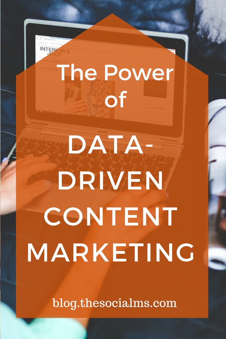 Data is a treasure trove of information that has boundless usage, depending on the expertise of the data scientist and the creativity of the marketing team employed to run a campaign. #contentmarketing #contentmarketingstrategy #marketingdata #marketingstrategy