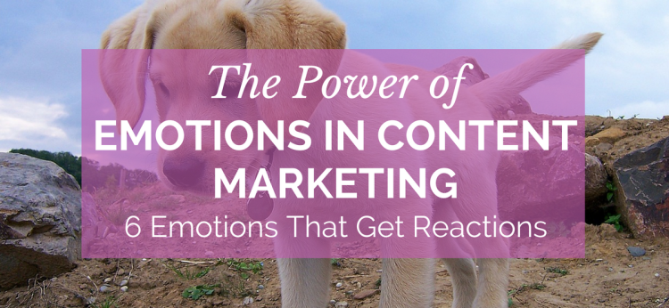 emotions in content marketing