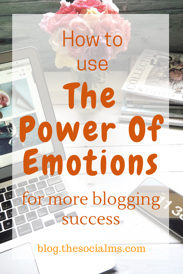 Some emotions have tremendous power to inspire reactions in blogging and content marketing. The right emotions can help you get more engagement, subscribers, and even help you to make more sales. #bloggingtips #contentmarketing #bloggingadvice #blogcontent #marketingemotions