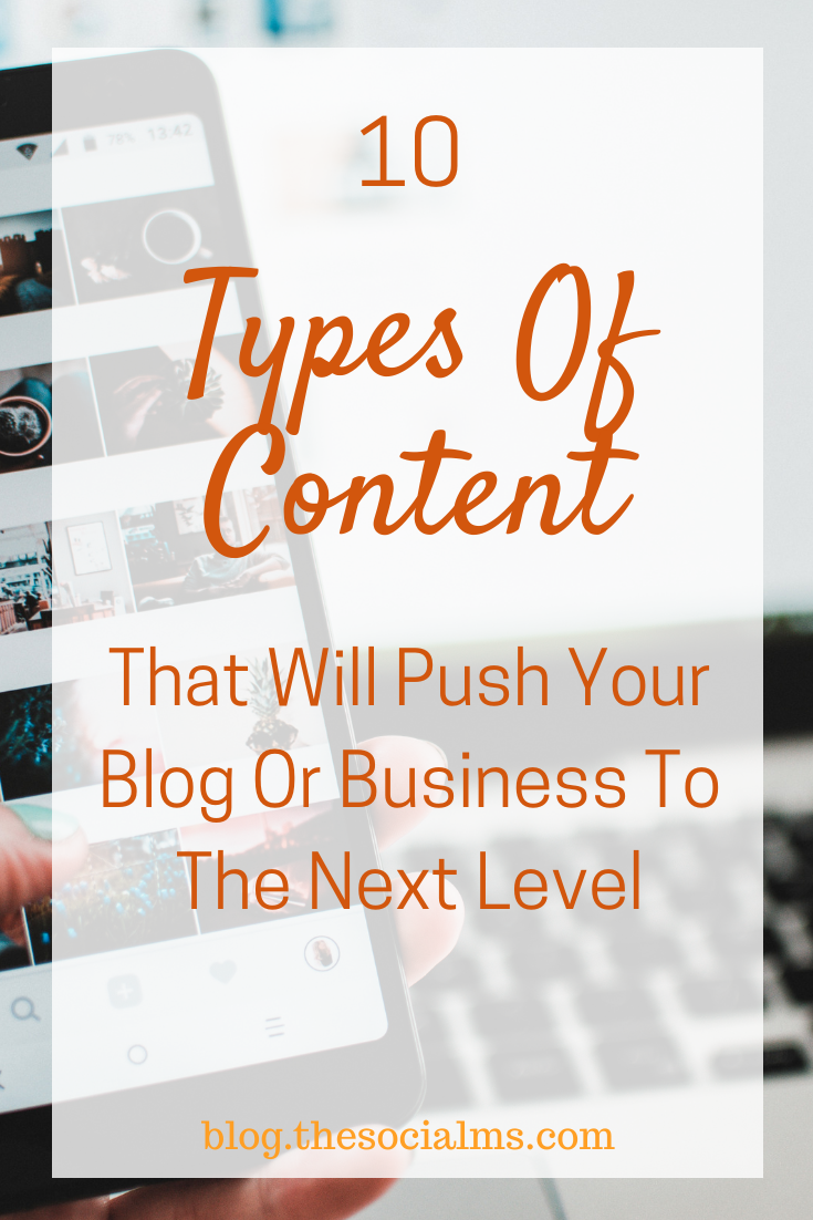 There are so many options for stories to tell and types of content to create for your business. But some types of content have some hidden power you should know about – and put to work to boost your business. #contentmarketing #contentcreation #blogpostcreation #blogwriting #blogcontent