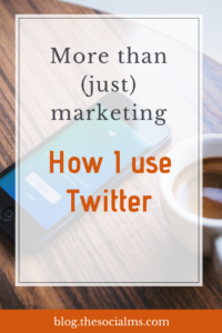 Twitter is neither all about news nor all about marketing. Twitter has diverse use cases and you can find your own best practices that suit you best. Here is what Twitter can do for you - all the time. #twitter #twittermarketing #twittertips #socialmedia #socialmediatips