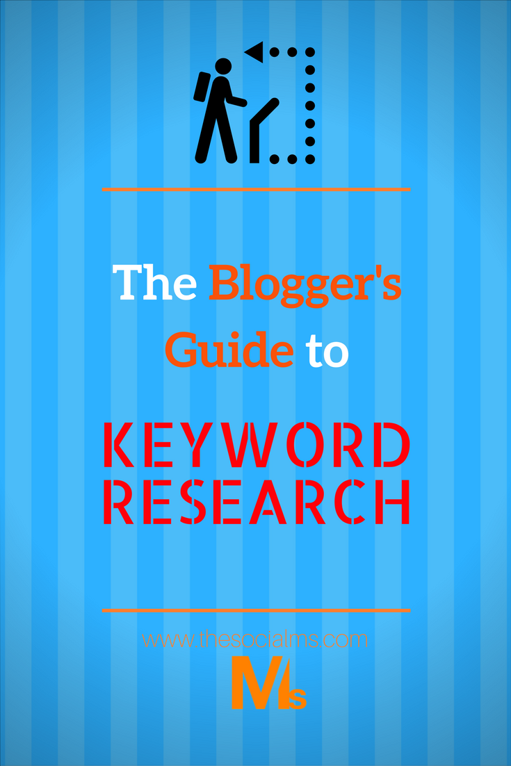 Keyword Research is an important part of blogging - and without doing some Keyword Research your blog may never get the traffic it deserves. Learn to do Keyword Research right with the Blogger's Guide to Keyword Research! #KeywordResearch #Blogging #SEO