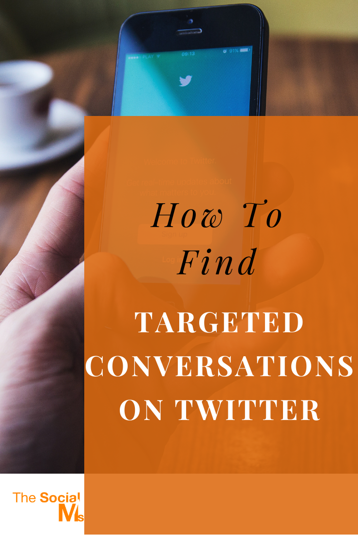 you have to know much more about Twitter and how to find the conversations than you used to find and join into these conversations. here are my tips to conquer Twitter for conversations and meaningful interaction #twitter #twittertips #twittermarketing #socialmedia #socialmediatips #socialmediamarketing
