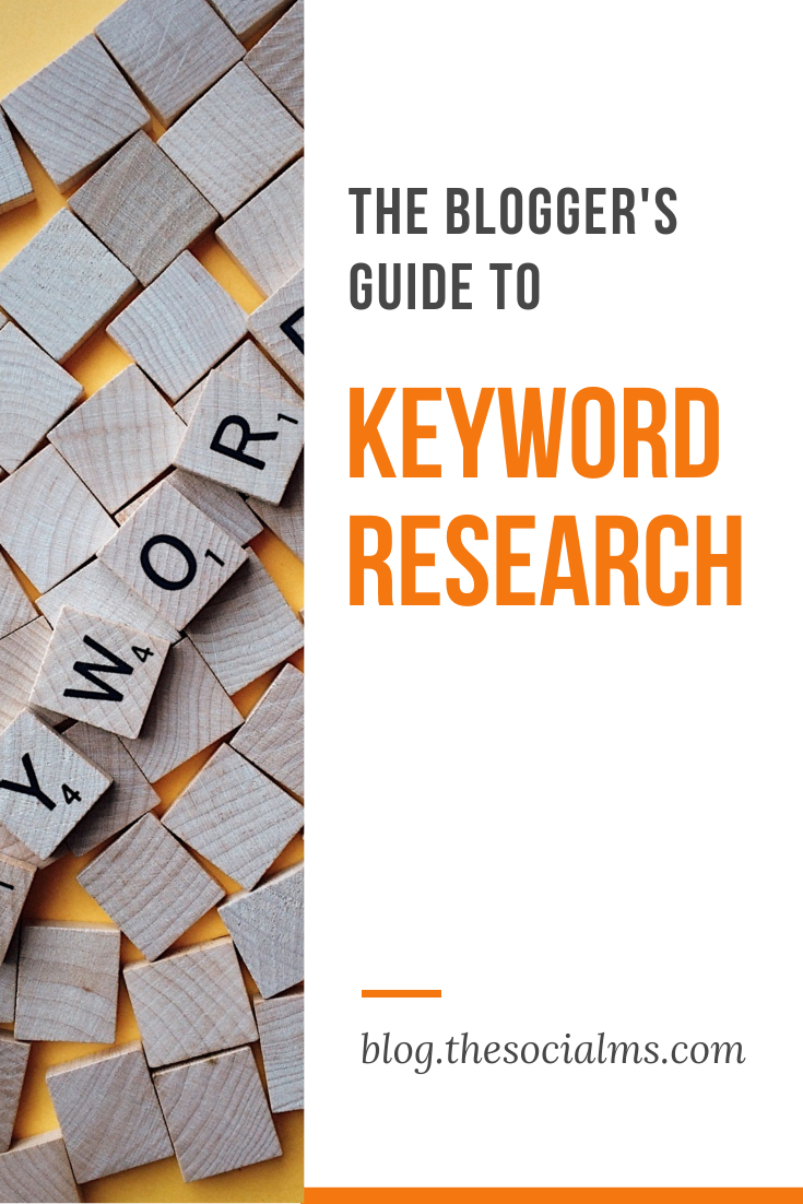 Keyword research is one of the basic content writing steps: It lies at the foundation of any article you intend to write. But how to perform keyword research (and do it right)? #keywordresearch #keywords #blogging101 #blogwriting #bloggingforbeginners #startablog #contentmarketing #contentcreation