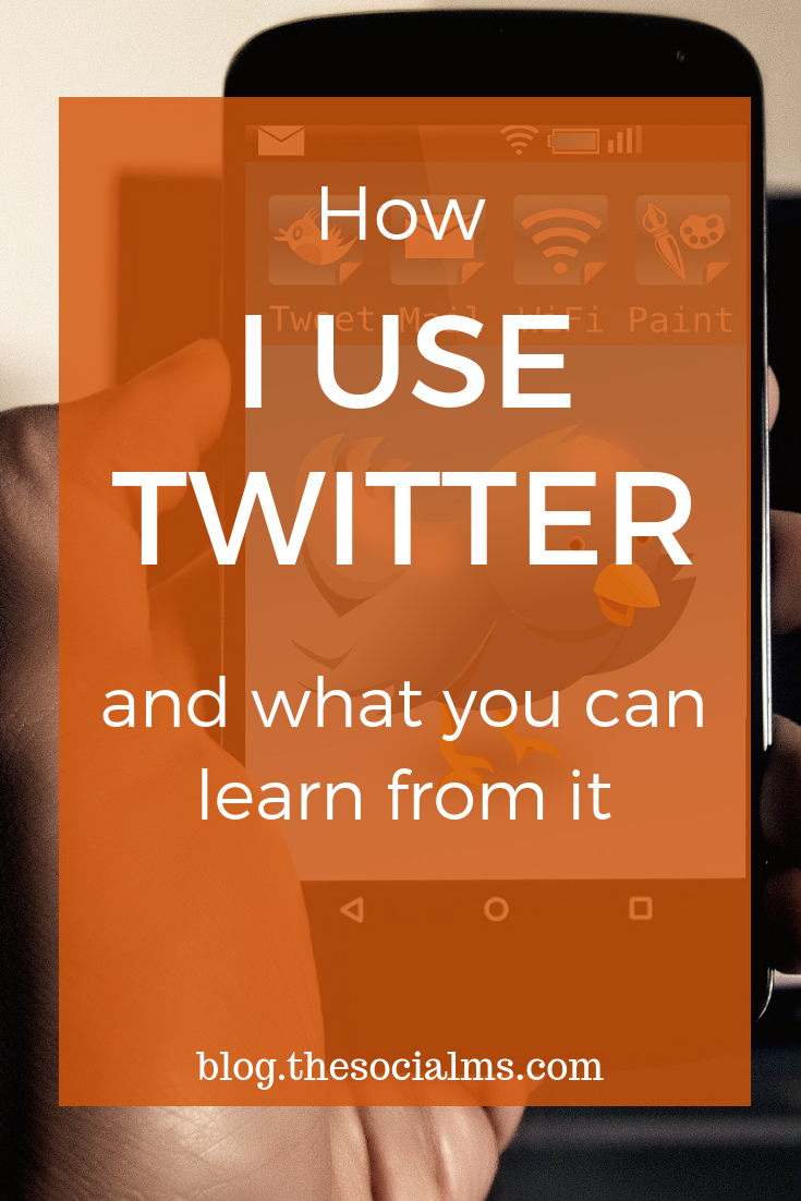 Twitter is great for marketing - no question about that. But Twitter is great for so much more. And here is how I use Twitter and you can use it too! Twitter is fun and it can give you big results for your business. #twitter #twittertips #twitterstrategy #twittermarketing