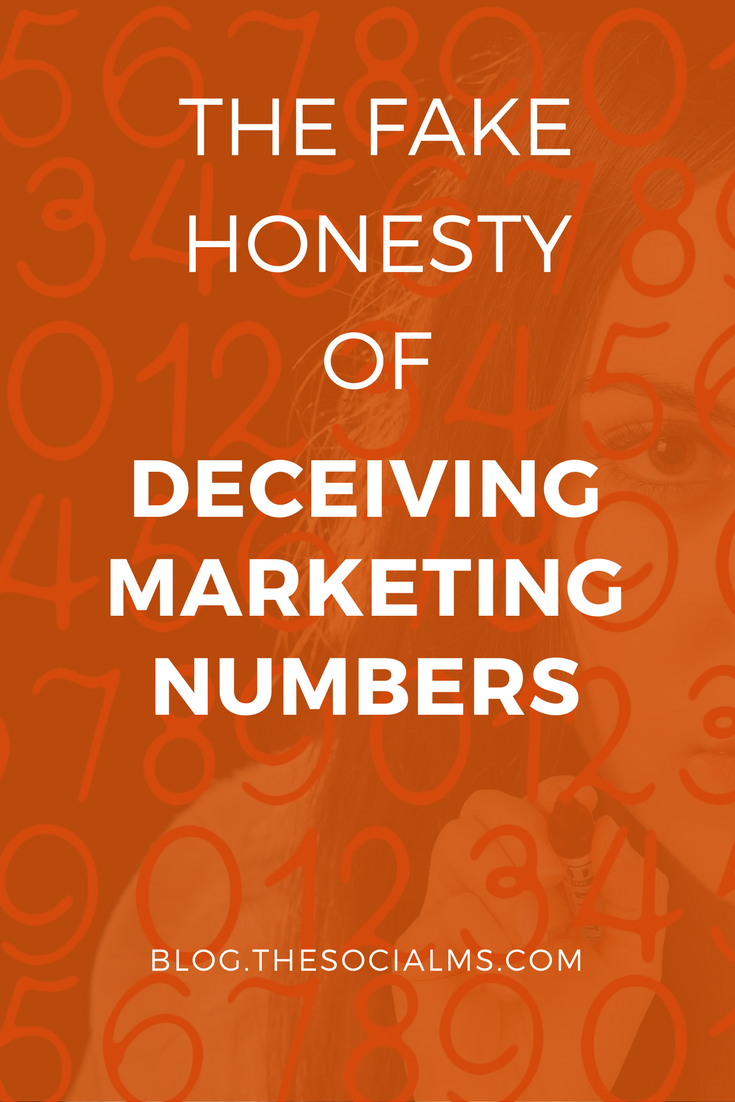 Don't be fooled into awe and intimidation by carefully chosen marketing numbers. Learn to read them with care and uncover what they really tell.