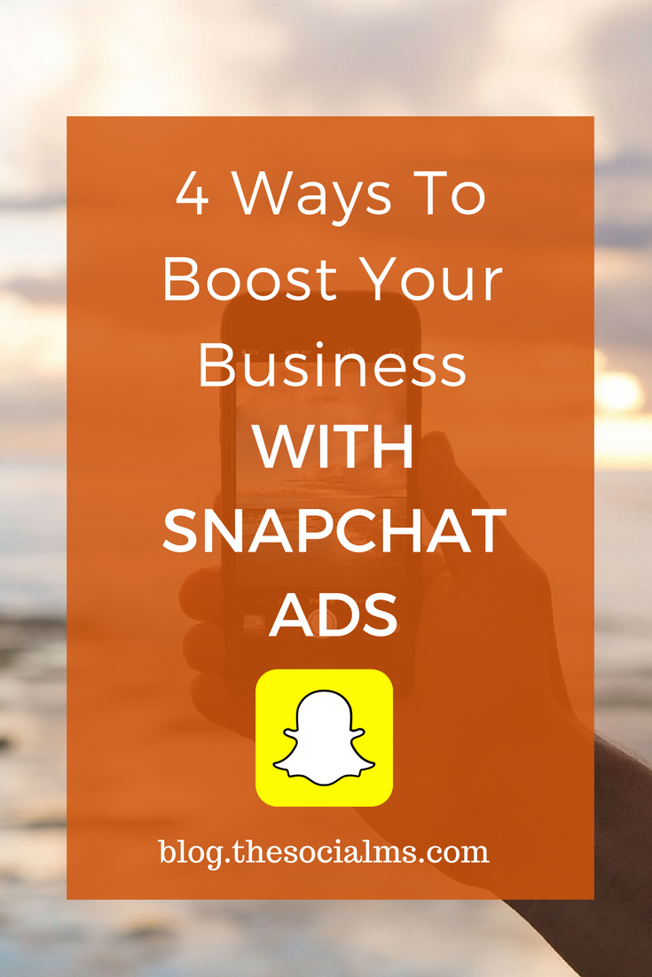 Snapchat offers a variety of advertising options through filters and lenses, ad formats unique to Snapchat. Here are Snapchat ads explained.