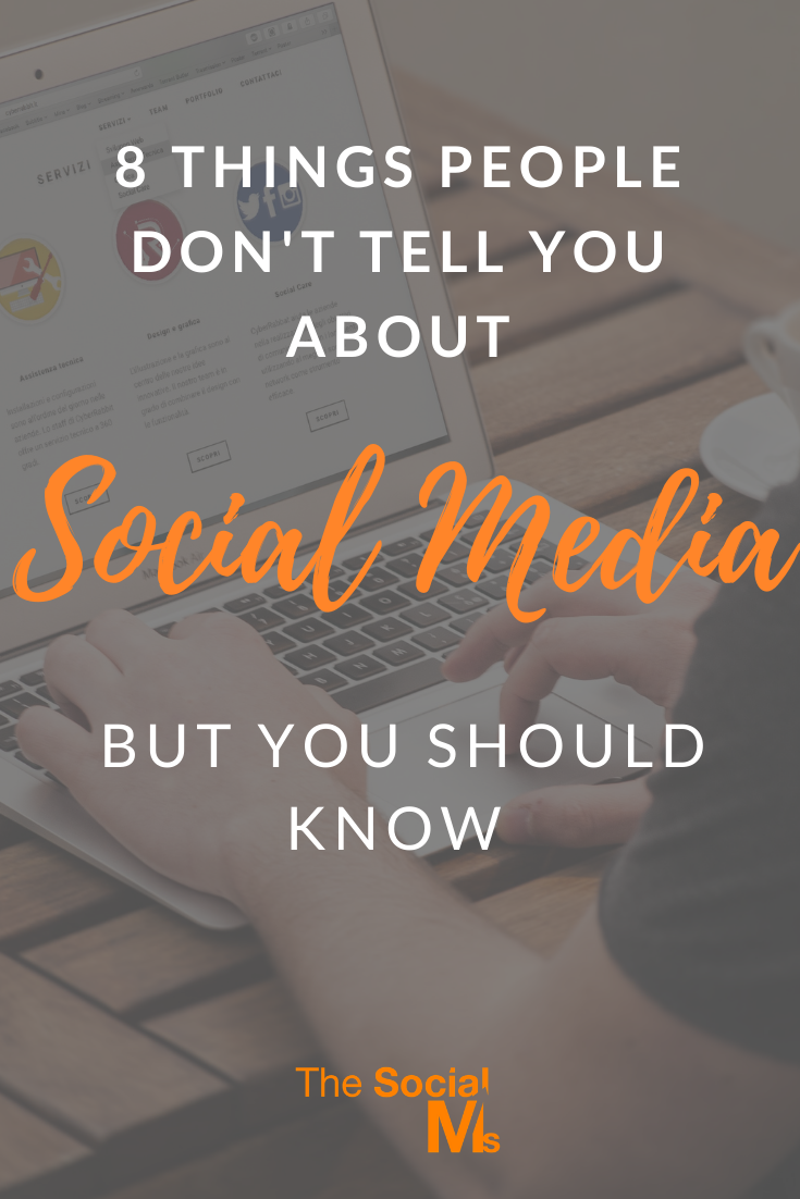 Social media can be great, no question about that. it can drive traffic, help you find customers. And you read all the success stories. Unfortunately, there are a lot of things about social media that people don't talk so much about. #socialmedia #socialmediatips #socialmediamarketing #digitalmarketing #smallbusinessmarketing #onlinemarketing