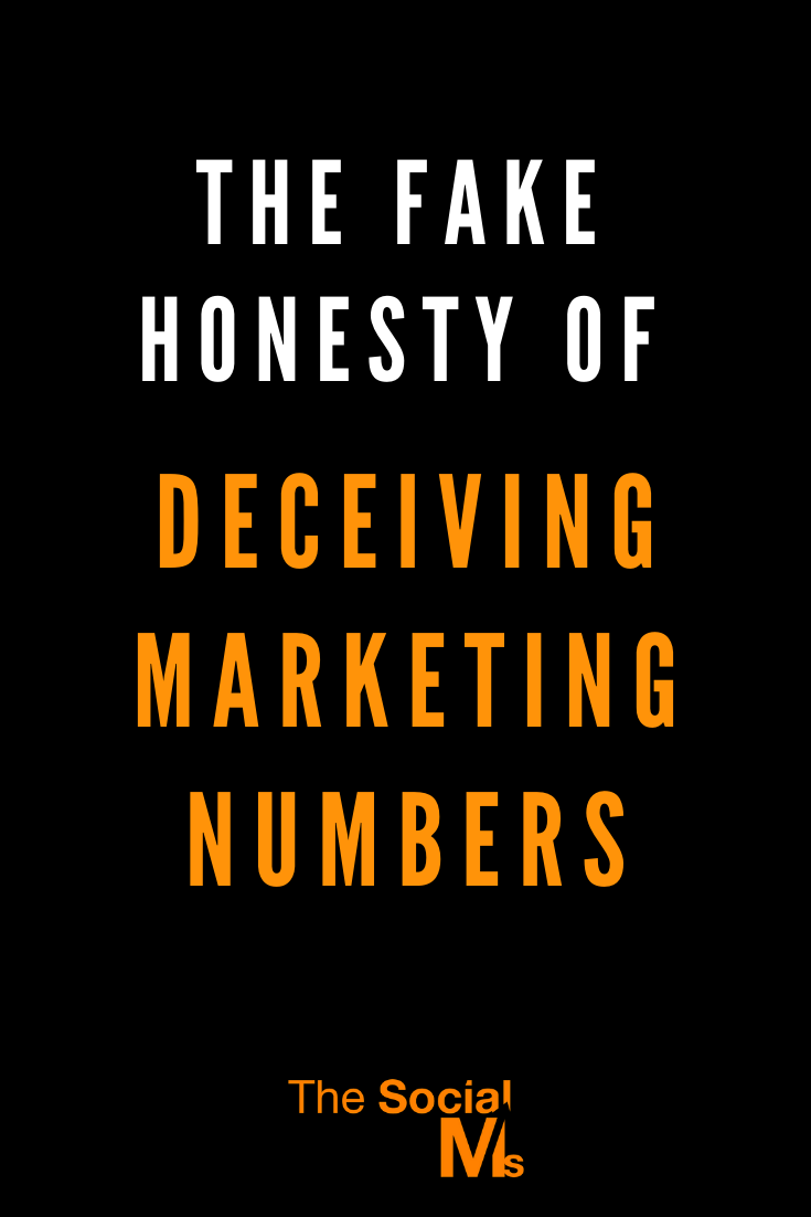 open your eyes to the deceiving power of (impressive) numbers – and that you have to put them into perspective to figure out what they really tell you. Don't let yourself be fooled into awe and intimidation by carefully chosen marketing numbers. #marketingmetrics #marketingdata #bloganalytics #monitoring #blogoptimization #marketingoptimization