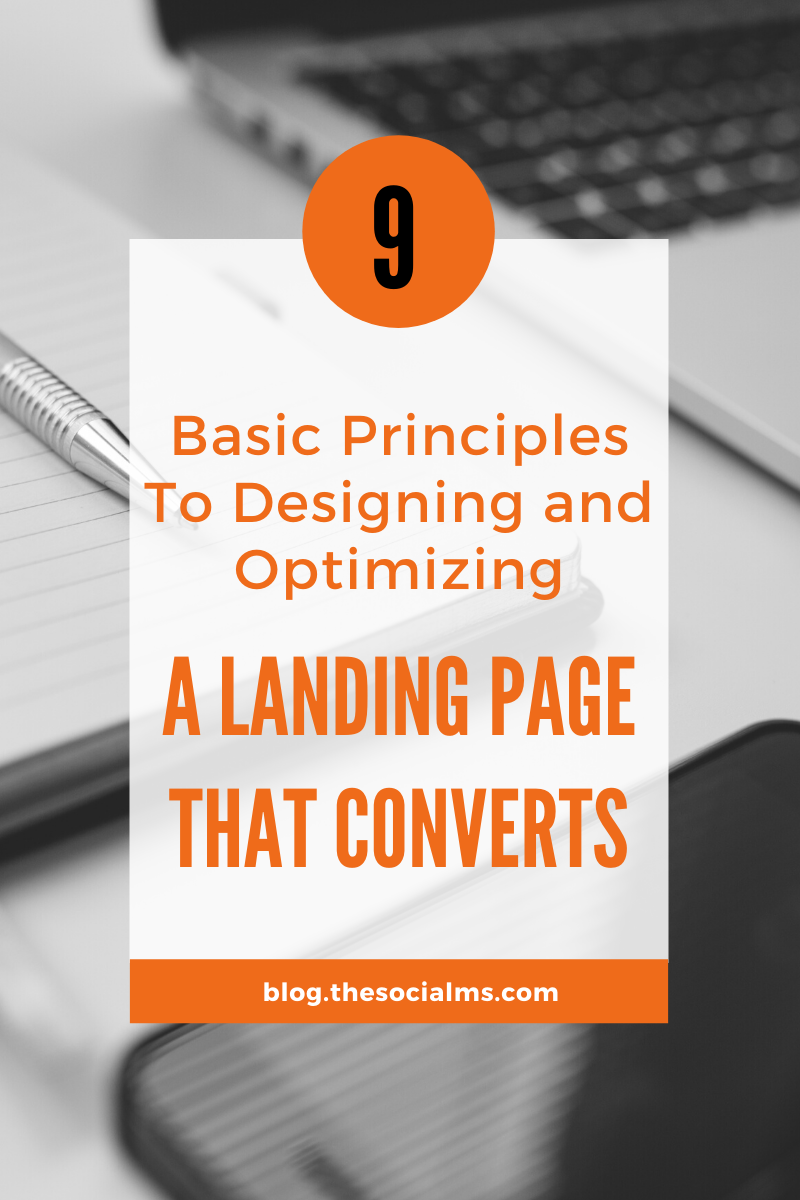 One of the best ways to create a high converting landing page is to understand all of the elements that exist on the majority of successful landing pages. Here are several examples. #landingpage #salesfunnel #conversionrates #bloggingformoney