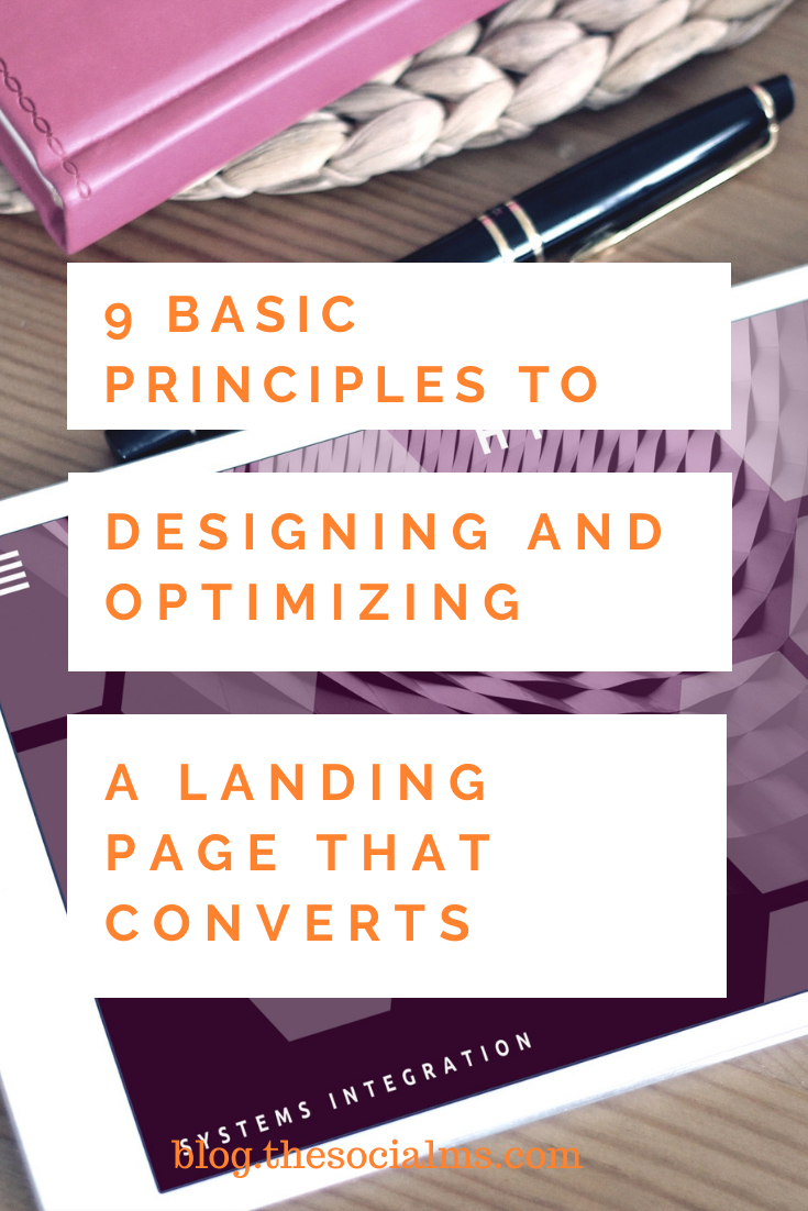 One of the best ways to create a high converting landing page is to understand all of the elements that exist on the majority of successful landing pages. Here is what you need to know about landing pages. #landingpage #conversionrates #salesfunnel #makemoneyblogging #bloggingforbeginners