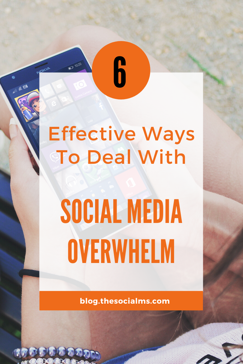 social media overwhelm is not only unproductive but counterproductive as it engages valuable human resources and turns them from active marketers to virtually passive ducks with no clear direction, strategy or means to hit their target. Here is how to avoid social media overwhelm. #socialmedia #socialmediatips #socialmediamarketing #socialmediastrategy